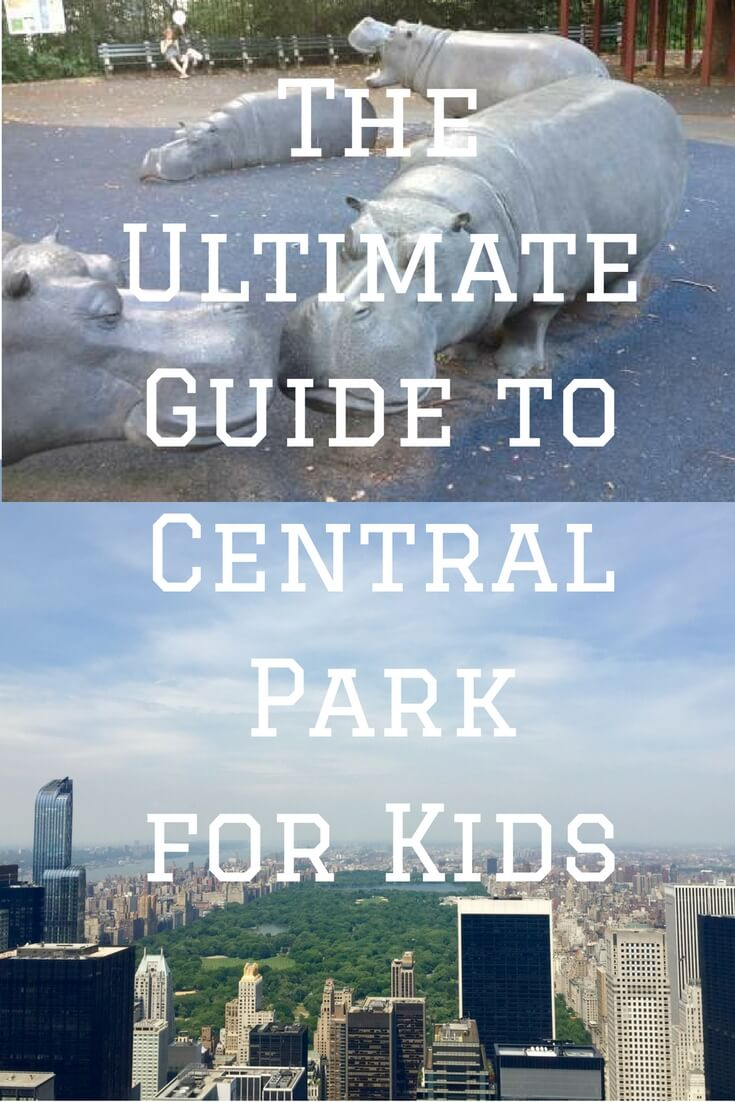 Fun things for kids to do in central park new york rtw for Fun things to do with toddlers in nyc