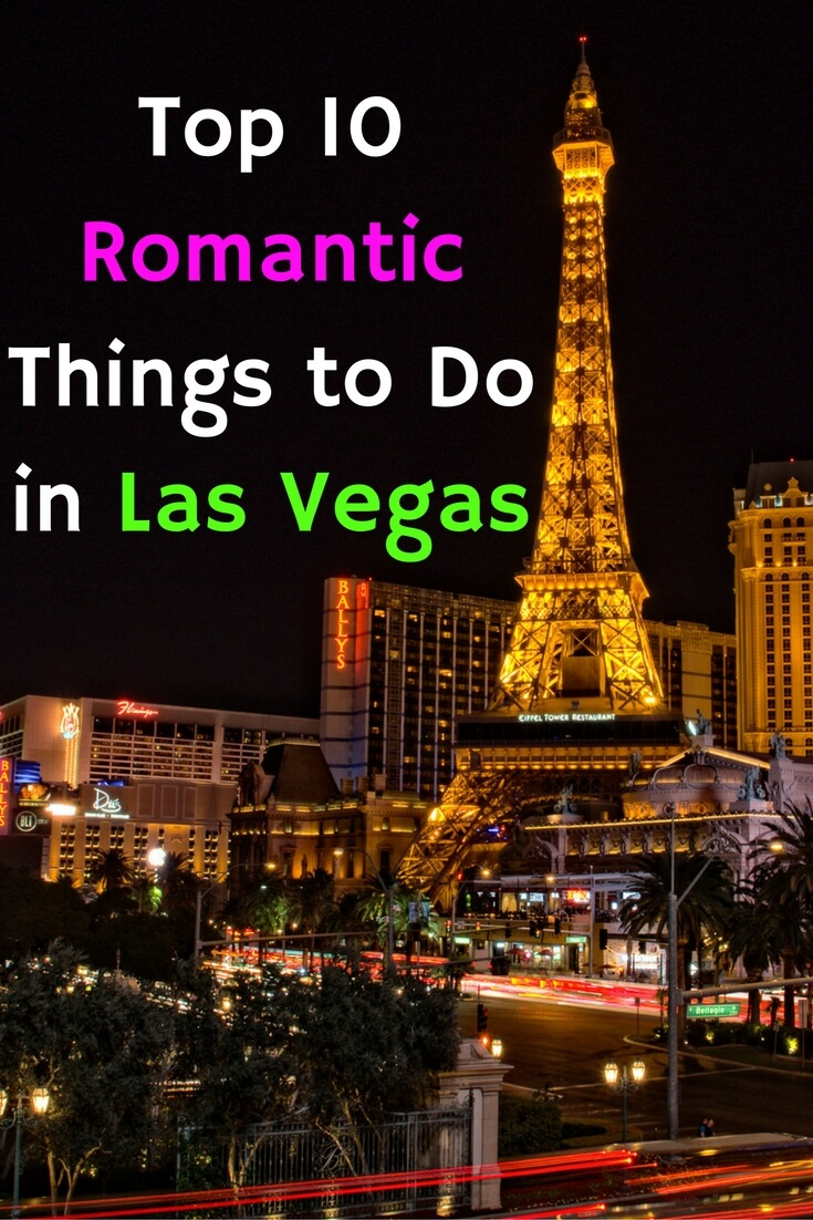 Things To Do In Las Vegas With Kids: Romantic Things To Do In Las Vegas