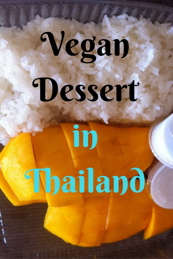 Vegan Dessert in Thailand