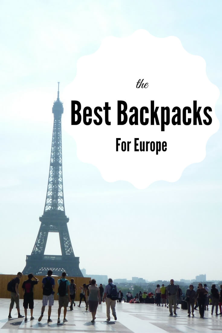Best Backpacks for Europe – rtw Travel Guide