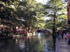 San Antonio's downtown River Walk is something special.