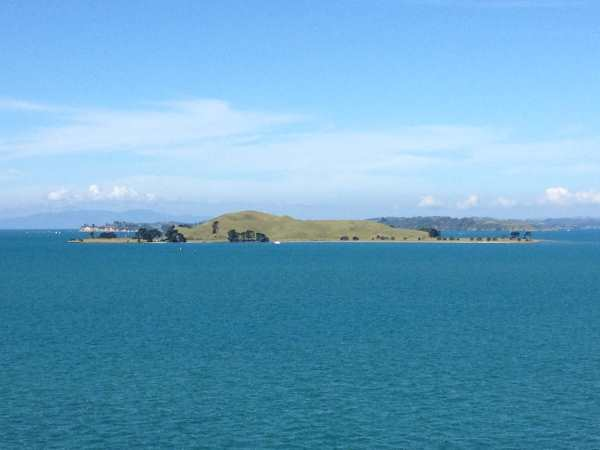 Brown's Island, Auckland Harbour