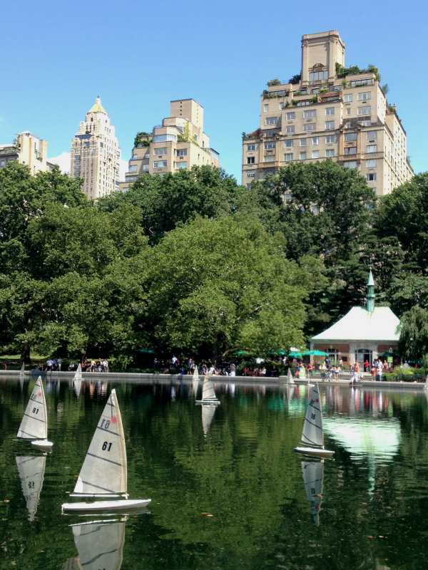 Fun things for kids to do in central park new york rtw for Things to do at central park