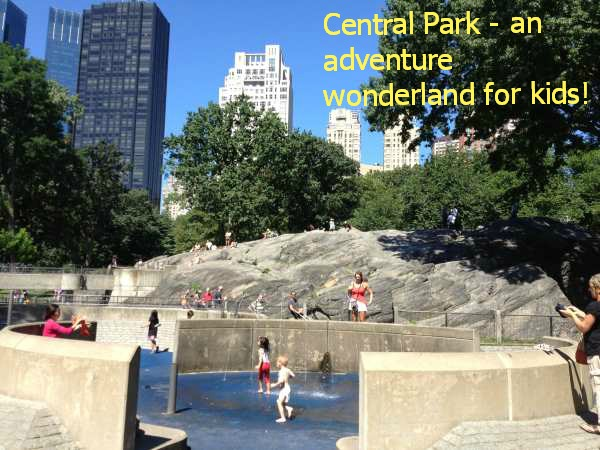 Heckscher Playground, Central Park, New York