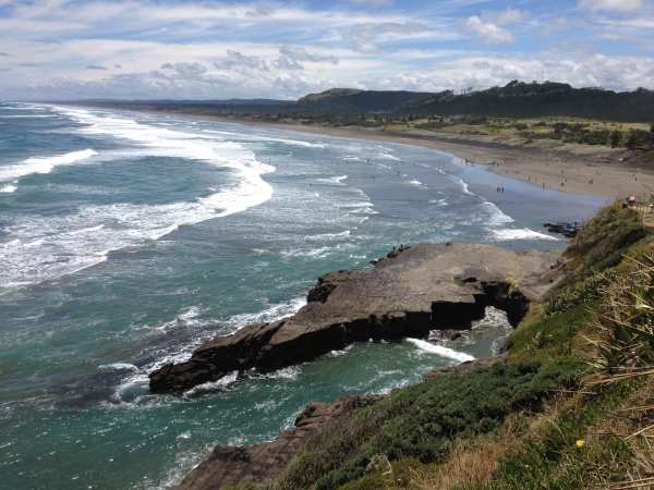 Muriwai Beach 1