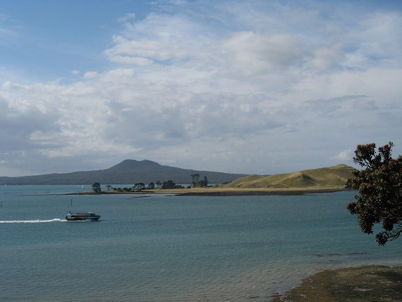 Rangitoto Is