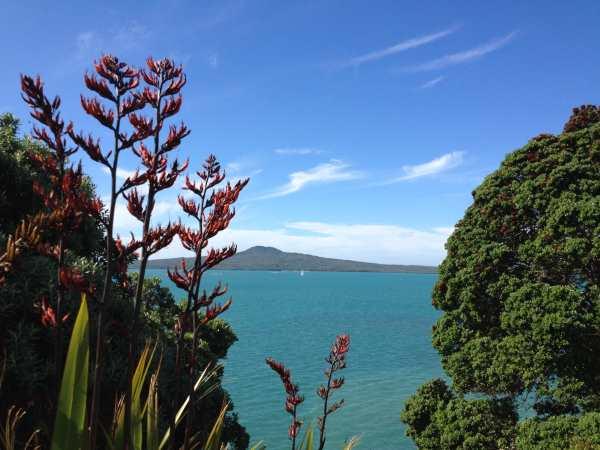 Rangitoto Island, Auckland Harbour