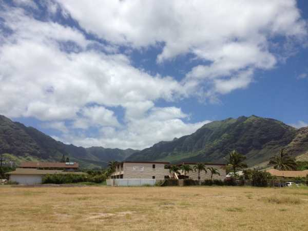 Waianae foothills