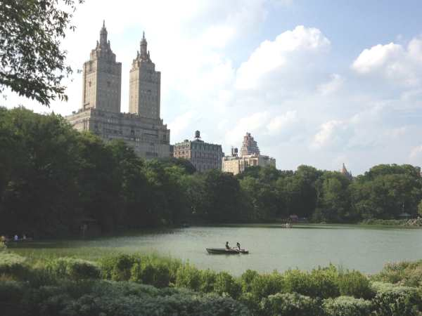 central park one
