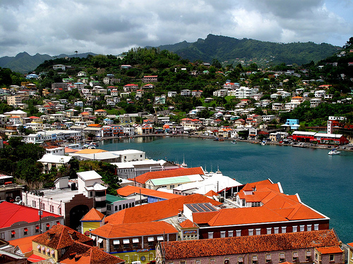 St George, Grenada, Port