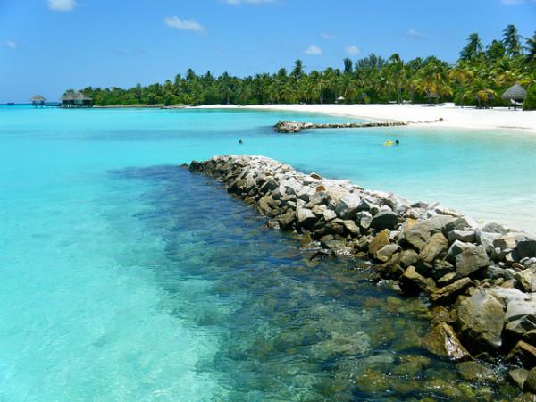 Beach, Maldives